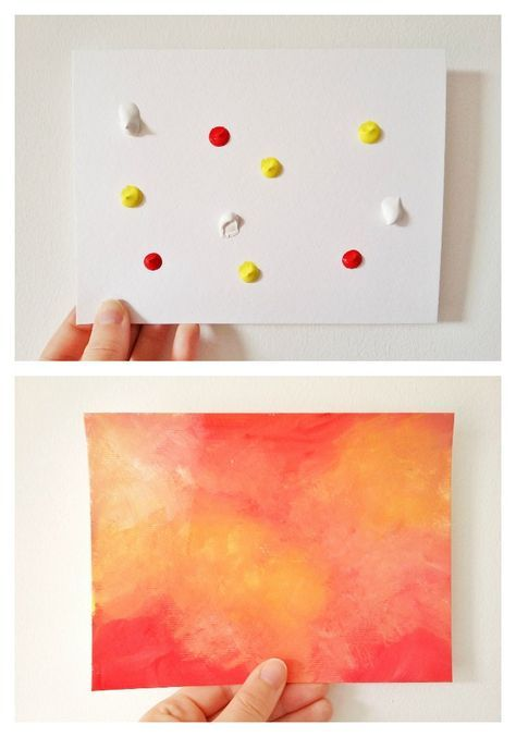 http://birchandbutton.com/easy-abstract-acrylic-painting-diy/